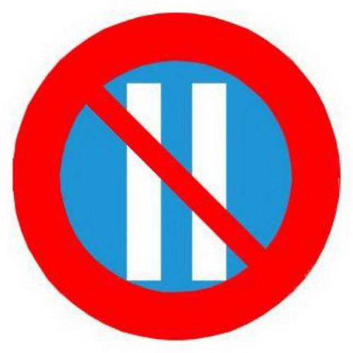Biển báo cấm đỗ xe vào những ngày chẵn - Biển báo giao thông số hiệu 131c